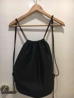 Drawstring bag (Cotton on)