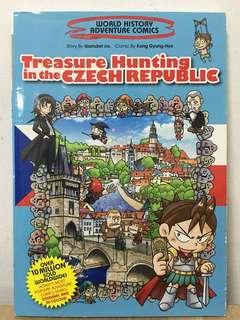 Treasure hunting in the Czech Republic