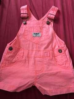 Osh kosh Bgosh - Overall in Pink