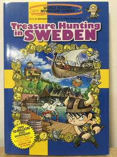 Treasure hunting in sweden