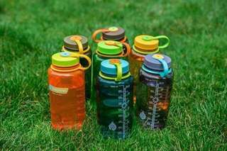 Nalgene Water Bottle 1L 2018 designs
