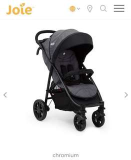 Baby Stroller Almost New
