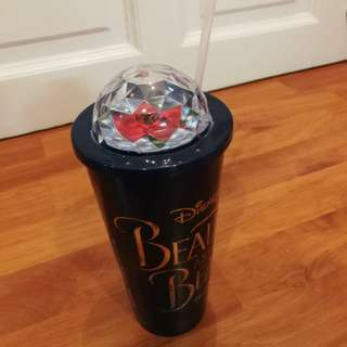 Beauty & the Beast limited edition tumbler