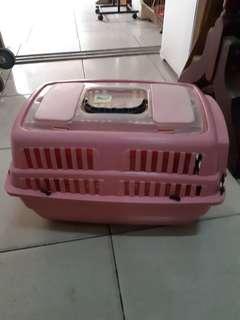 二手寵物箱