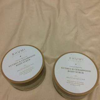Bhumi Body Scrub
