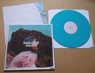 HALSEY badlands BLUE Vinly