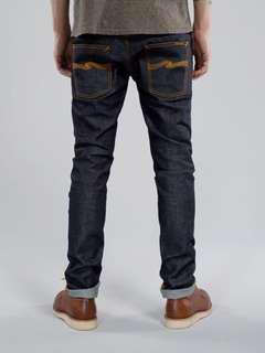 Nudie jeans tape ted indigo size 36 used HARGA PAS