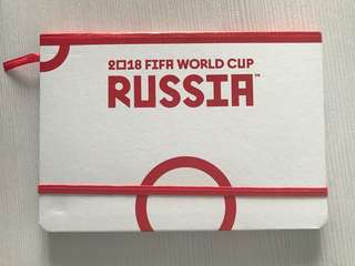 World Cup Hosts 2018 Russia 🇷🇺 Notebook