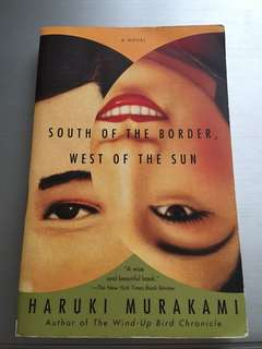 South of the Border, West of the Sun by Haruki Murakami, Philip Gabriel [Vintage International]