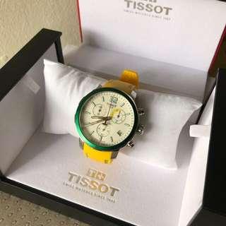 Tissot Quickster Footballer Chronograph sporty
