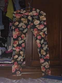 Legging Flower