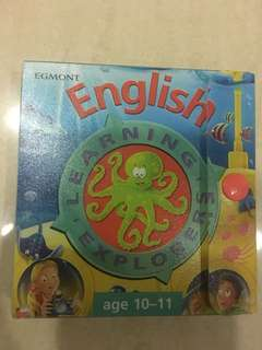 English Learning Explorers Cards for Key Stage 2 Age 10-11
