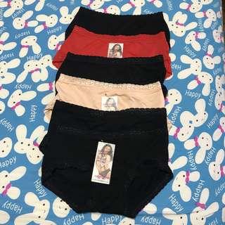 Low Waist Lady Panties