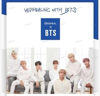 BTS MEDIHEAL [readystock]