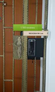 Digital lock installation specialist
