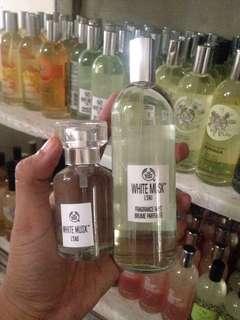 Parfum the bodyshop