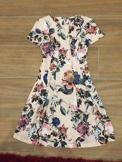 Tokito fit and flare size 6 dress