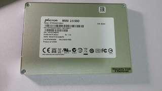500GB SSD 2.5-inch SATA