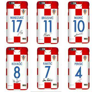 Croatia iPhone Casing (Limited Stock)