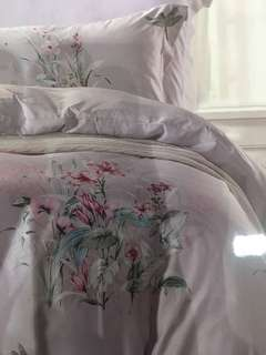 Bedsheet by Catherinne & Mott's (Q)