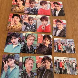 Monsta X Beautiful in Seoul Photocard & Postcard Set
