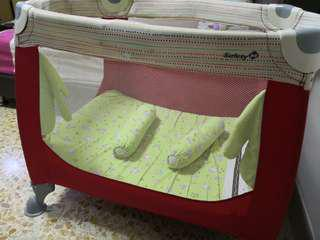Safety 1st Zoom Travel Cot Bed