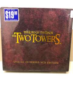 The Lord of The Rings-The Two Towers