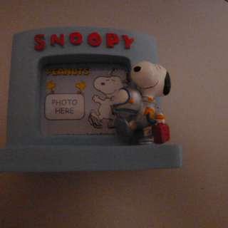 Snoopy 相架