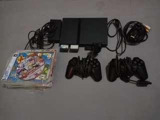 PS 2 Slim Full Set 35 Pcs Games
