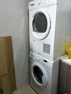 [MOVING OUT] TEKA Washing machine & Dryer
