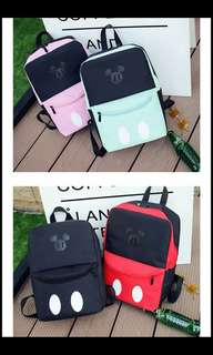 MICKEY MOUSE BACKPACK P280 ONLY