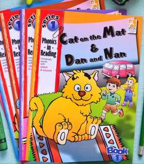 Phonics Reading for Kids