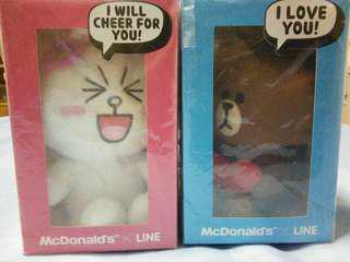 BN Mac Donald Line Plushies