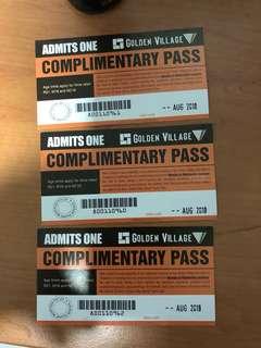 GV Movie Ticket