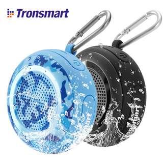 Tronsmart Splash Wireless Bluetooth Speaker IP67 Waterproof 10-Hour Playtime Enhanced Bass No Ratings