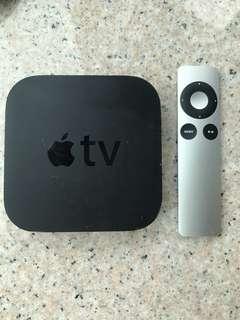 Apple TV 第三代 3rd generation 八成新