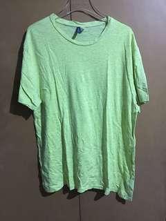 H&M Neon Shirt