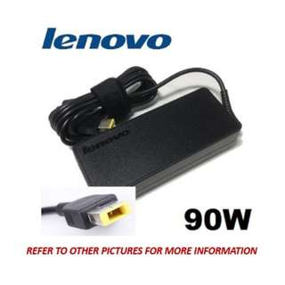 🚚 Genuine Lenovo Thinkpad 90W AC Power Adapter Charger
