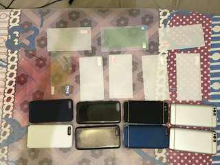 Xiaomi Mi 6 Screen protectors and cases