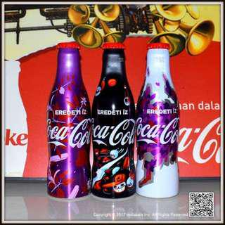 Coca Cola Bottle Hungary Designer Series