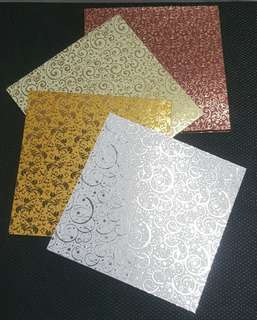 Origami Paper Pack, Double-Sided Print 💱 $3.50 Each Packet