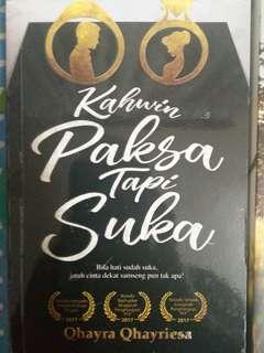 Novel preloved murah