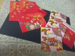 Red Packets , small size, mix