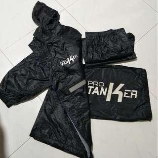 Protanker raincoat.