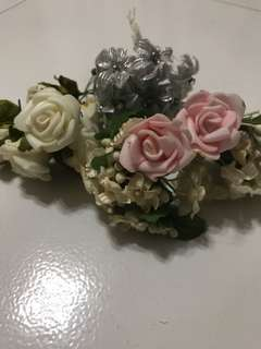Artificial Flower with wires