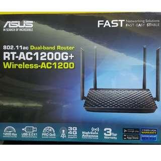 RT-AC1200G+