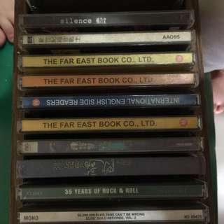 🚚 CD含架
