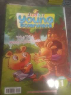 Junior Young Scientist 1-20