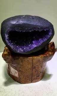 🌟🈹精品級🔮紫晶錢袋💰