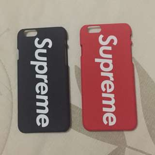 Supreme iPhone Case (6/6s ONLY)